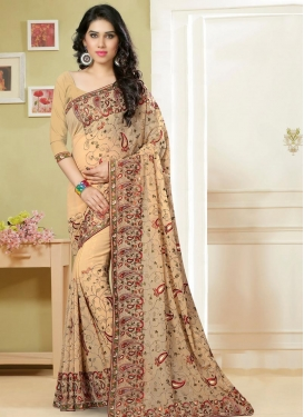 Immaculate  Traditional Saree For Ceremonial