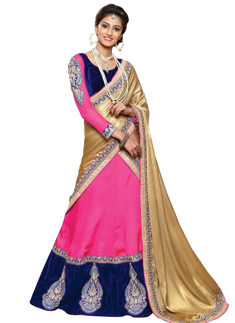 Imperial Booti Work Party Wear Lehenga Choli