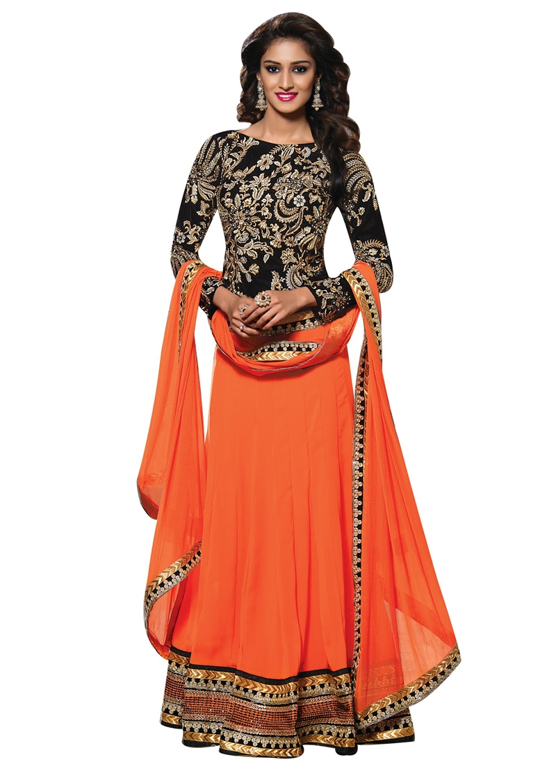 Impressive Embroidery Work Party Wear Lehenga Choli