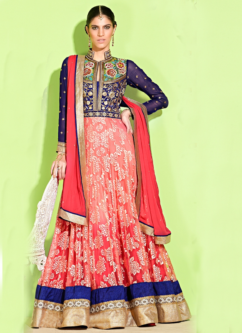 Incredible Multi Enhanced Designer Salwar Kameez