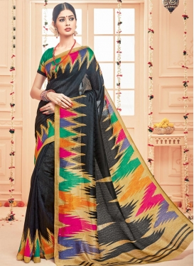 Innovative  Contemporary Saree For Casual
