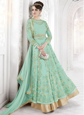 Intrinsic Embroidered Work Salwar suit