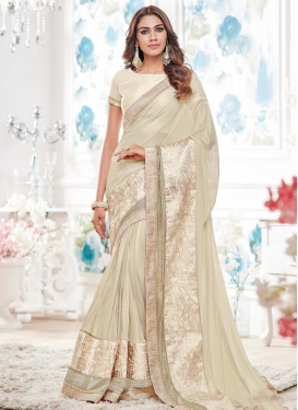 Jacquard Designer Traditional Saree