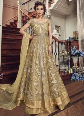 Jacquard Trendy Designer Lehenga Choli