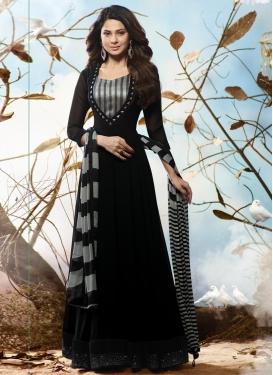 Jennifer Winget Trendy Anarkali Salwar Kameez