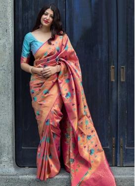 Kanjivaram Silk Classic Saree