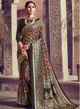 Kanjivaram Silk Traditional Designer Saree