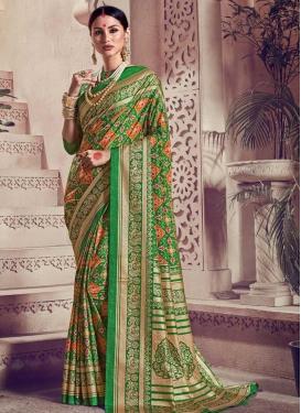 Kanjivaram Silk Traditional Saree