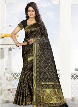 Kanjivaram Silk Trendy Classic Saree