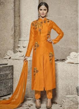 Krystle Dsouza Pant Style Designer Salwar Kameez