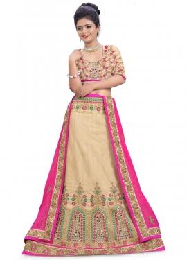 Lace Work Designer Classic Lehenga Choli