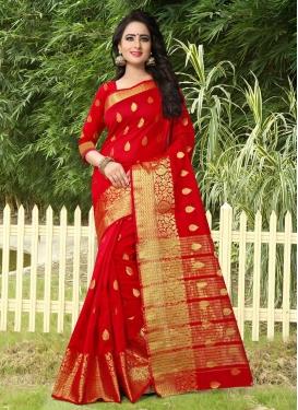 Lavish Banarasi Silk Classic Saree