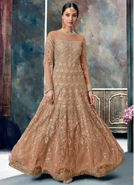 Layered Anarkali Salwar Kameez