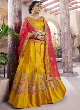Lehenga Choli For Bridal