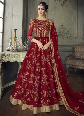 Long Length Anarkali Salwar Suit