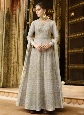Long Length Anarkali Suit For Ceremonial