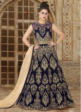 Long Length Designer Anarkali Suit