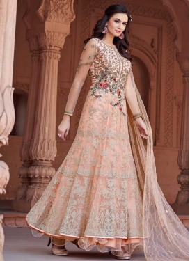 Long Length Designer Anarkali Suit