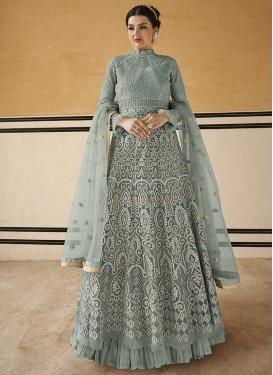 Long Length Designer Anarkali Suit For Party