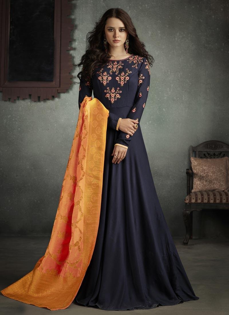 Long Length Designer Suit For Ceremonial