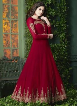Long Length Trendy Anarkali Suit