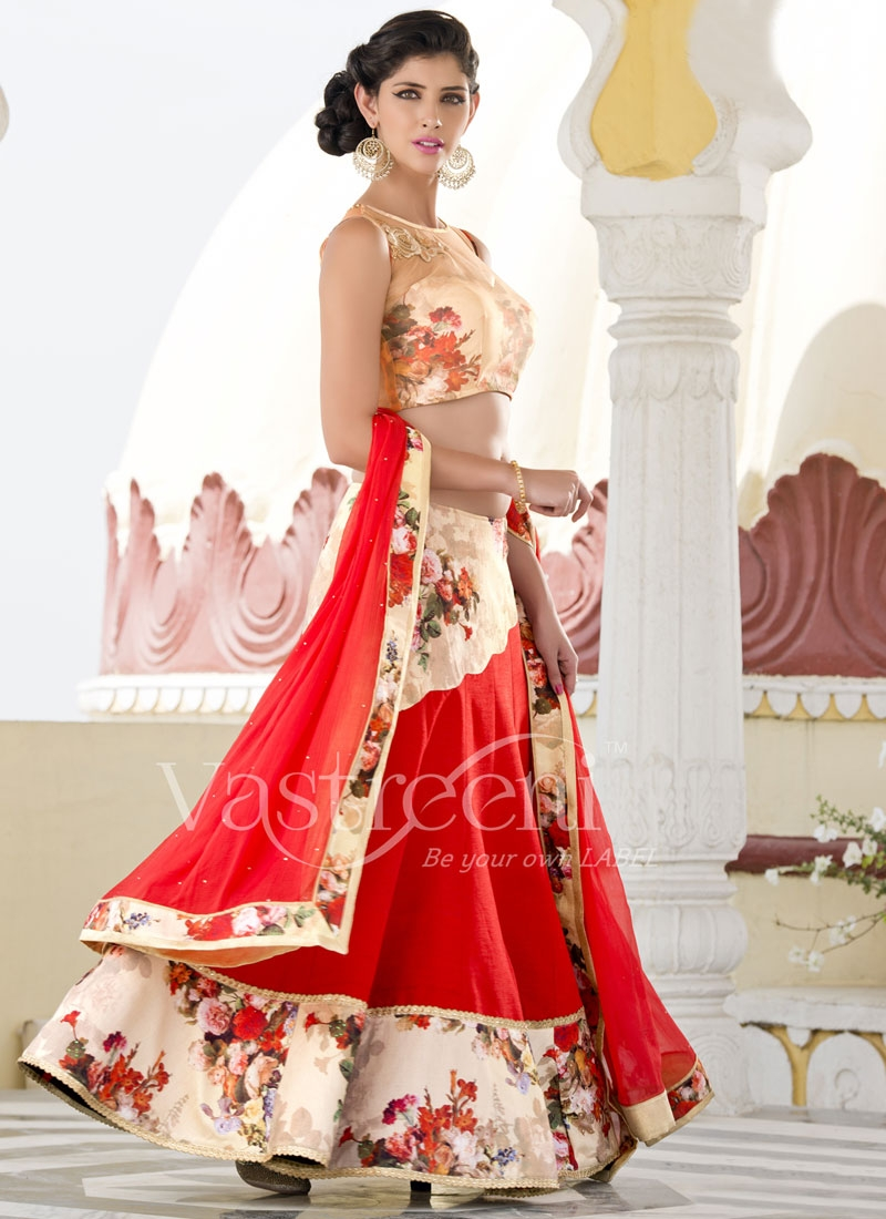 Luxurious Patch Border And Lace Work Designer Lehenga Choli