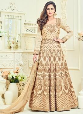 Magnetize Banglori Silk Long Length Anarkali Salwar Suit