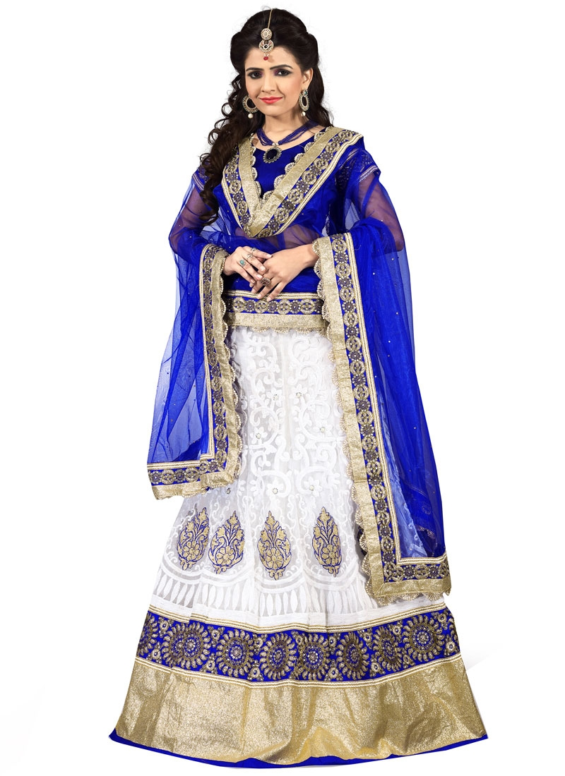 Magnetize Embroidery And Booti Work Designer Lehenga Choli