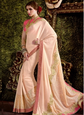 Magnificent  Designer Contemporary Style Saree