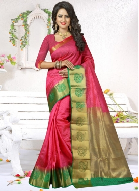 Marvelous  Art Silk Trendy Classic Saree