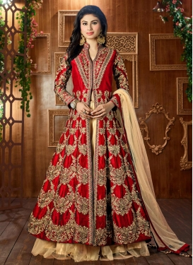 Mouni Roy Net Trendy Designer Lehenga Choli