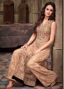 Mystic Karachi Work Pant Style Designer Suit