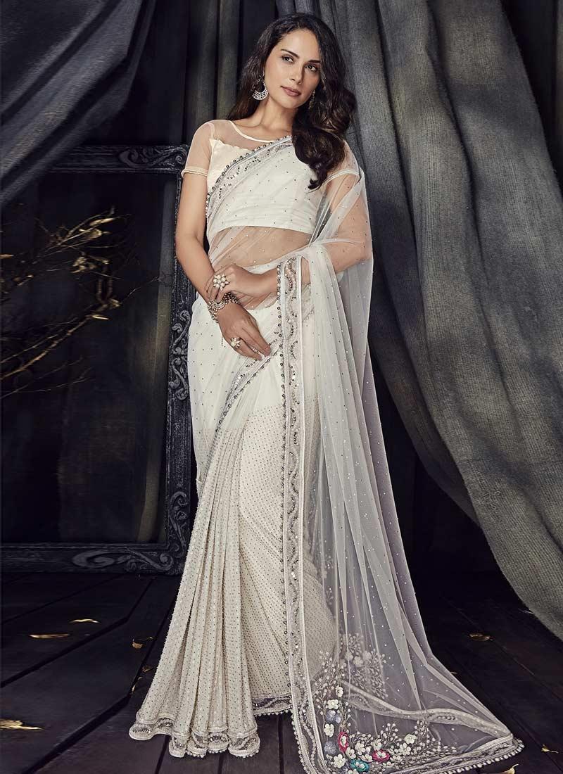 Net Classic Designer Saree