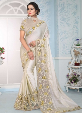 Net Classic Designer Saree For Party