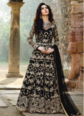 Net Desinger Anarkali Salwar Kameez For Ceremonial