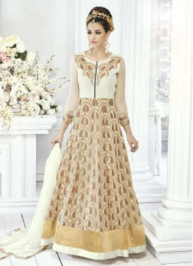 Net Long Length Anarkali Salwar Suit