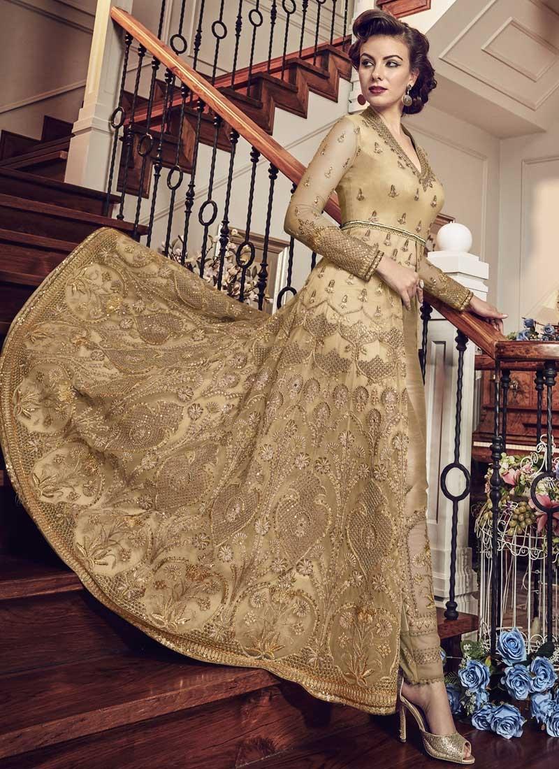 Net Pant Style Designer Salwar Suit