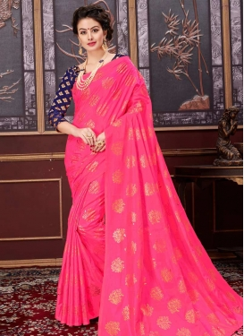Net Trendy Classic Saree For Festival