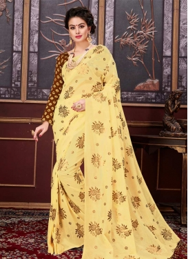 Net Trendy Saree