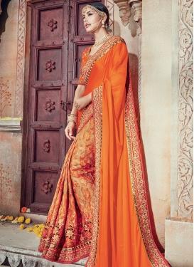 Noble Designer Contemporary Style Saree