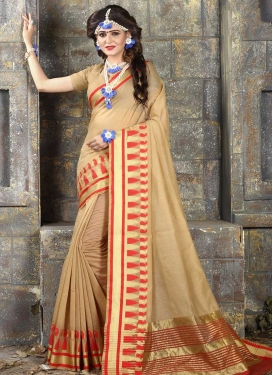 Nylon Silk Designer Contemporary Style Saree