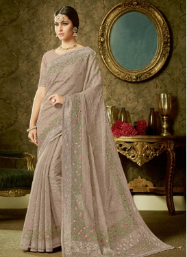 Organza Traditional Saree
