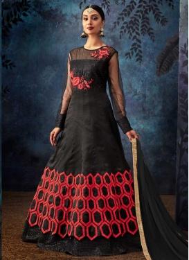 Organza Trendy Designer Salwar Kameez