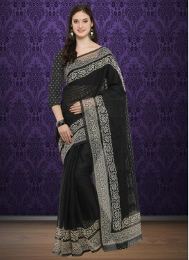 Outstanding Traditional Saree For Casual