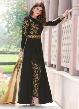 Pant Style Designer Salwar Kameez For Festival