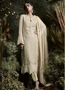 Pant Style Salwar Kameez For Ceremonial
