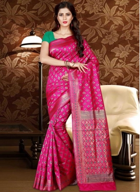Patola Silk Classic Saree