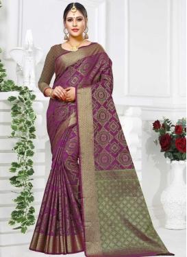 Patola Silk Contemporary Style Saree