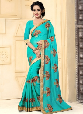 Peppy Contemporary Saree