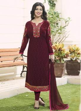 Perfect Ayesha Takia Designer Pakistani Salwar Suit